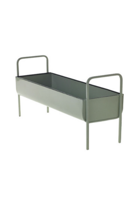 Hofland Mint Rectangular Planter
