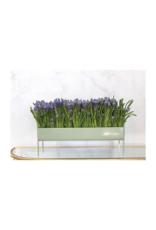 Hofland Mint Rectangular Planter