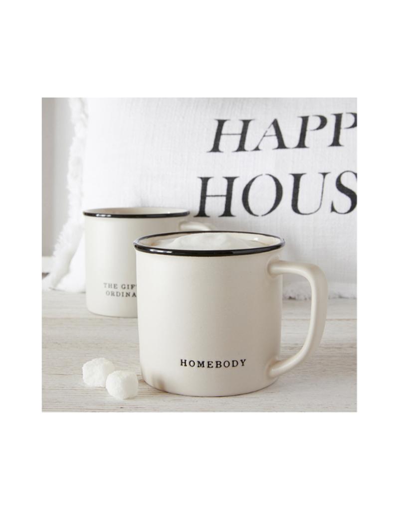 "creative brands ""Homeboy"" Stoneware Coffee Mug"