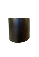 Matte Black Pot