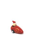 Pull Back Santa & Sleigh