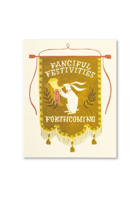 Fanciful Festivities Forthcoming Card