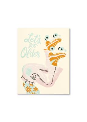 Let's Get Older Card