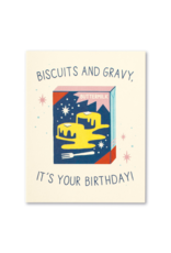 Biscuits And Gravy Card