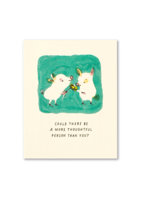 Could There Be A More Thoughtful Card