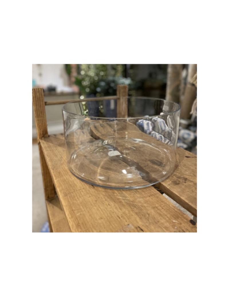 Ella Cylinder Glass Vase