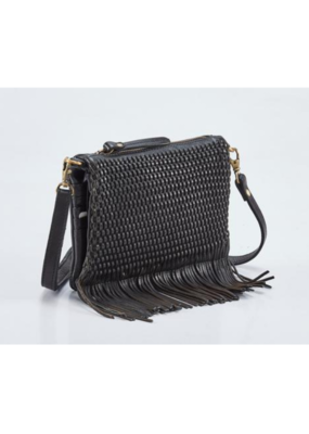 Charlotte Crossbody Bag Black by Milo