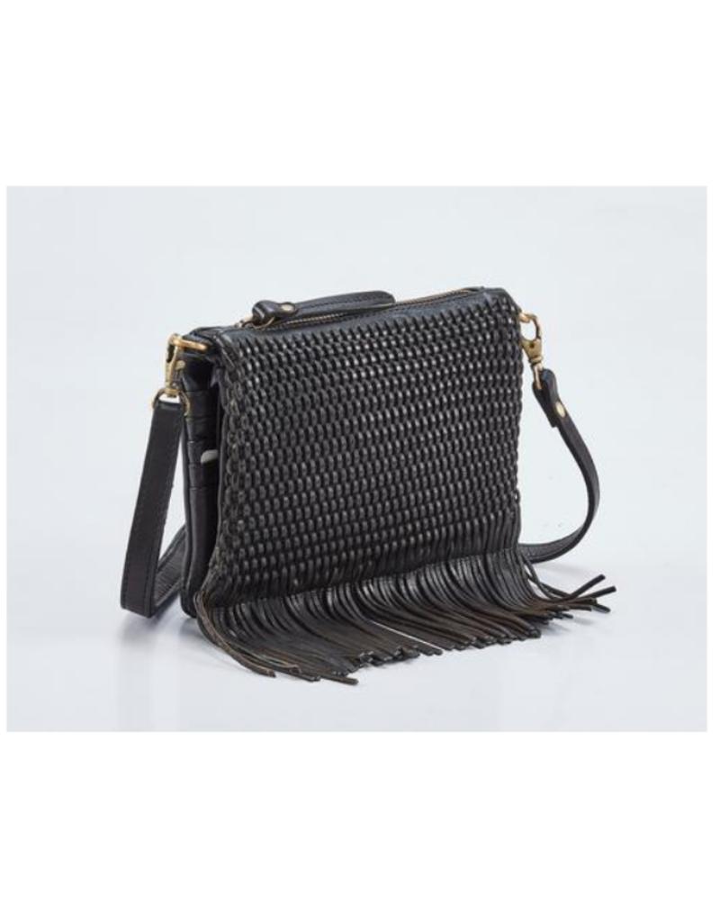 Charlotte Crossbody Bag Black by Milo