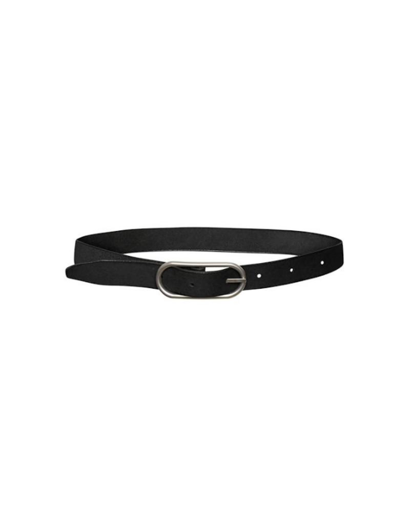 Part Two Erleta Belt Black by Part Two