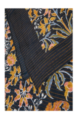 Part Two Adia Scarf Navy Wallpaper Print by Part Two