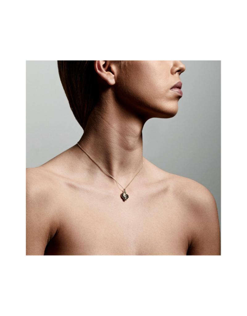 PILGRIM Tolerance Gold-Plated Necklace by Pilgrim