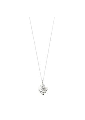 PILGRIM Tolerance Silver-Plated Necklace by Pilgrim