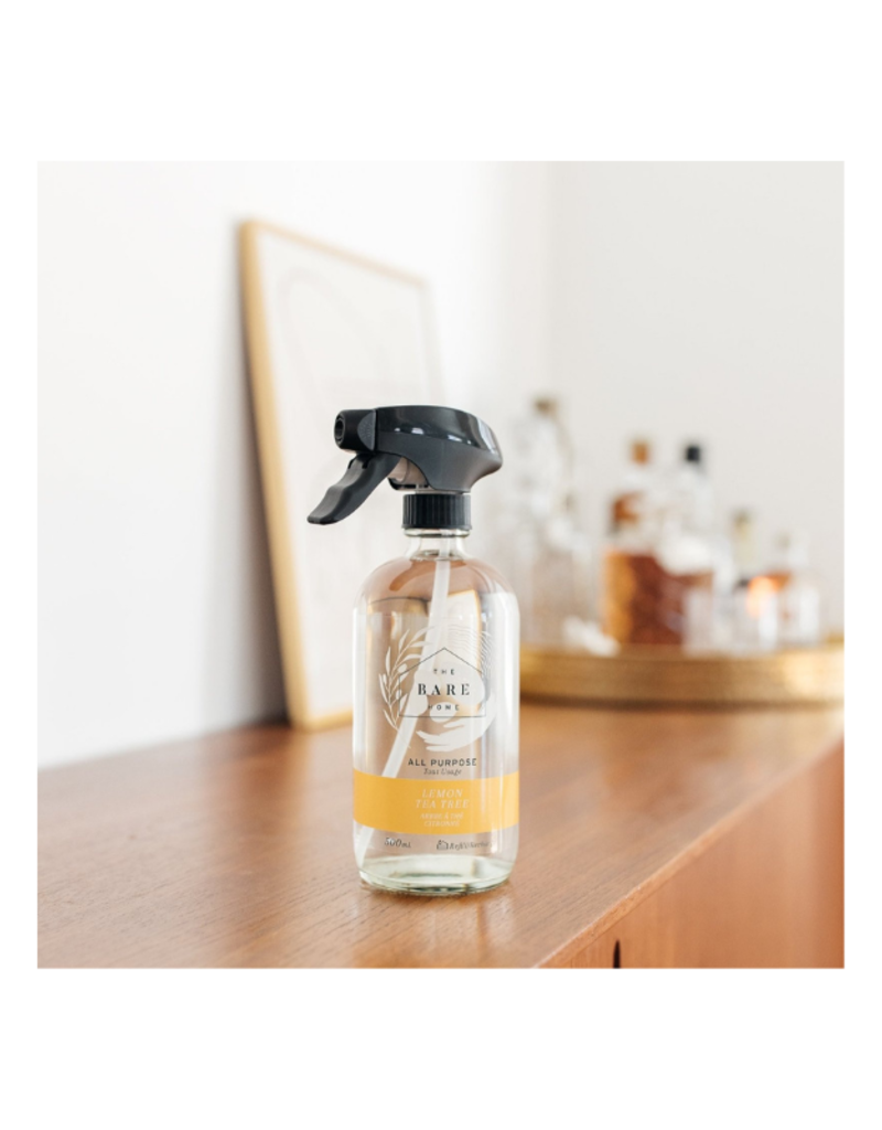 The Bare Home Lemon Tea Tree All Purpose Cleaner by The Bare Home