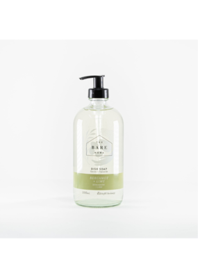 The Bare Home Bergamot + Lime Dish Soap by The Bare Home