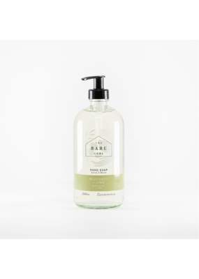 The Bare Home Bergamot + Lime Hand Soap by The Bare Home