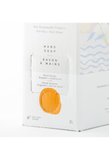 The Bare Home Blood Orange, Bergamot + Sandalwood  Hand Soap Refill by The Bare Home