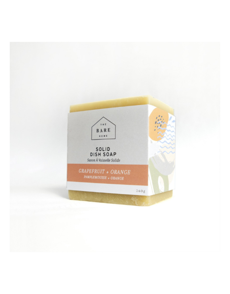 The Bare Home Solid Dish Soap by The Bare Home