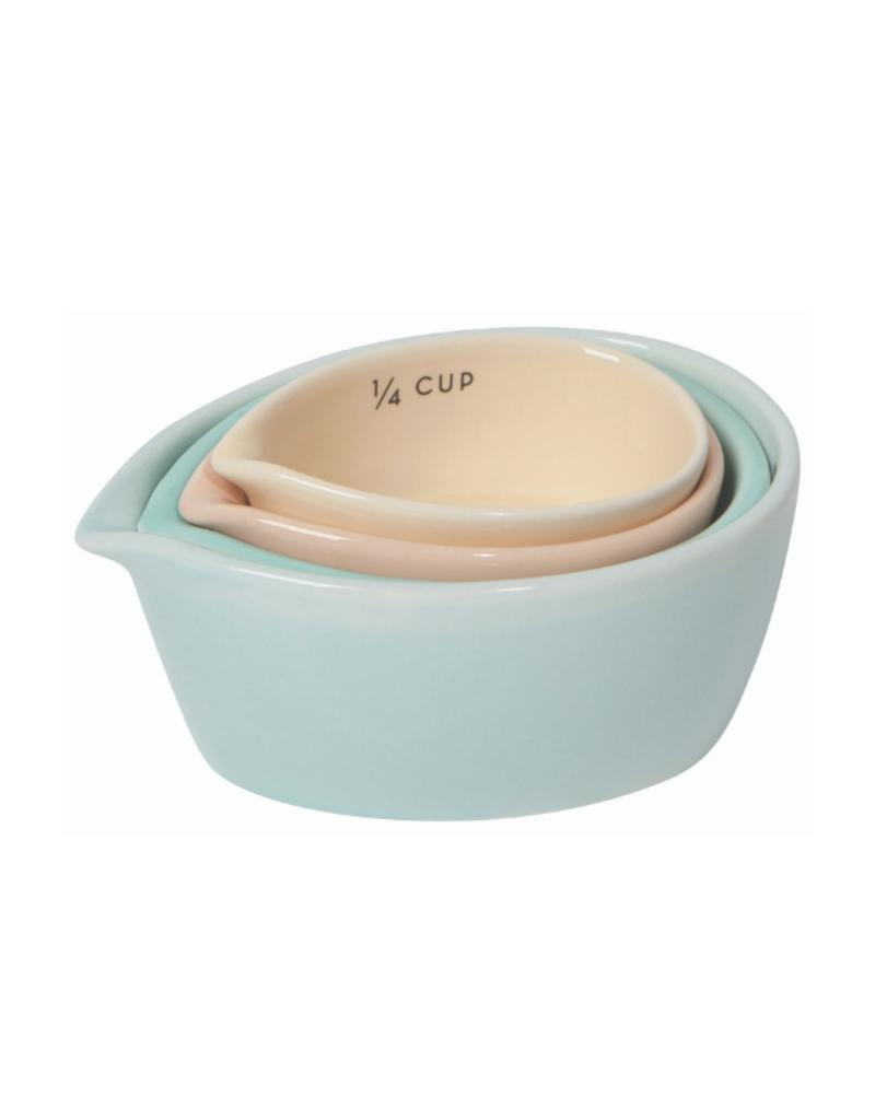 Pastel Measuring Cups Set/4