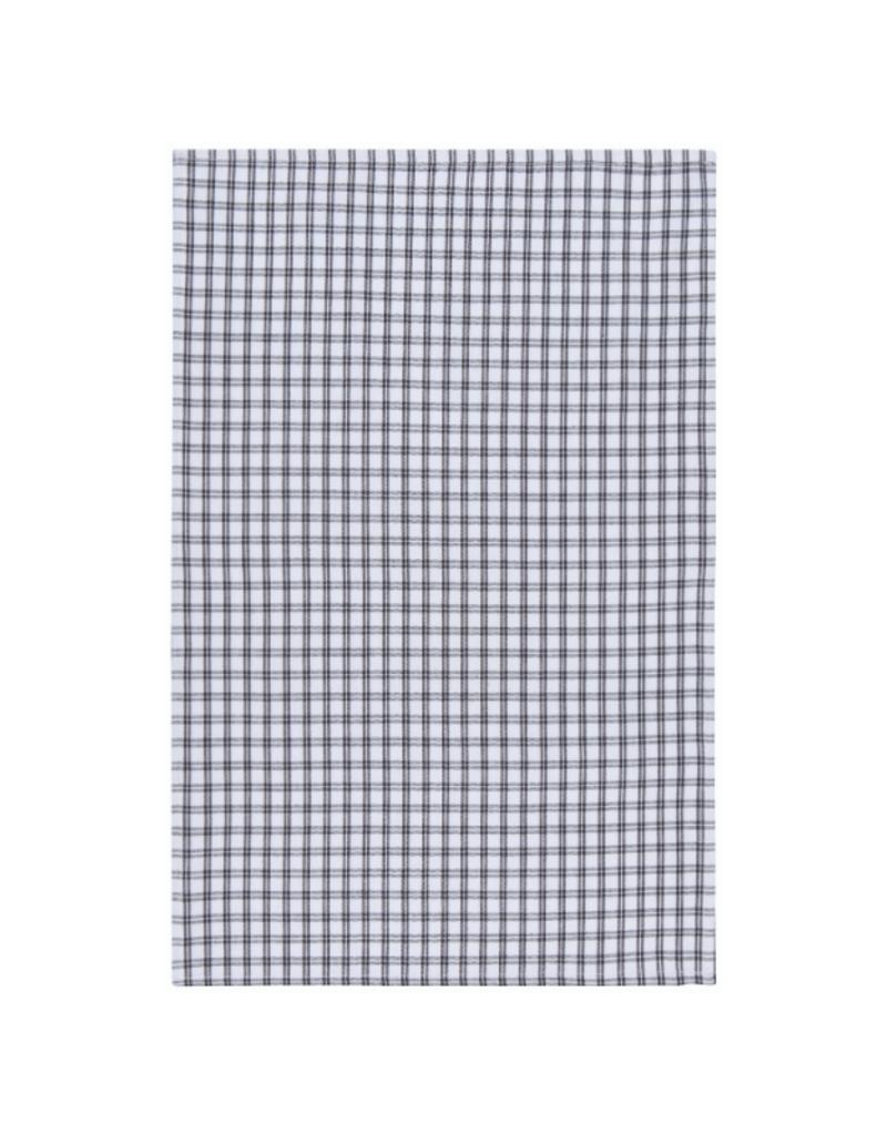 Black Tic Tac Toe Tea Towel Set/3
