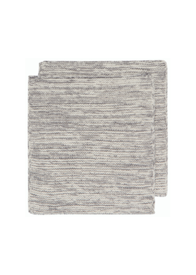 Knit Heirloom Shadow Dish Cloth