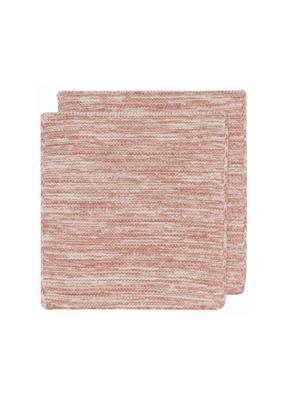 Knit Heirloom Clay Dish Cloth