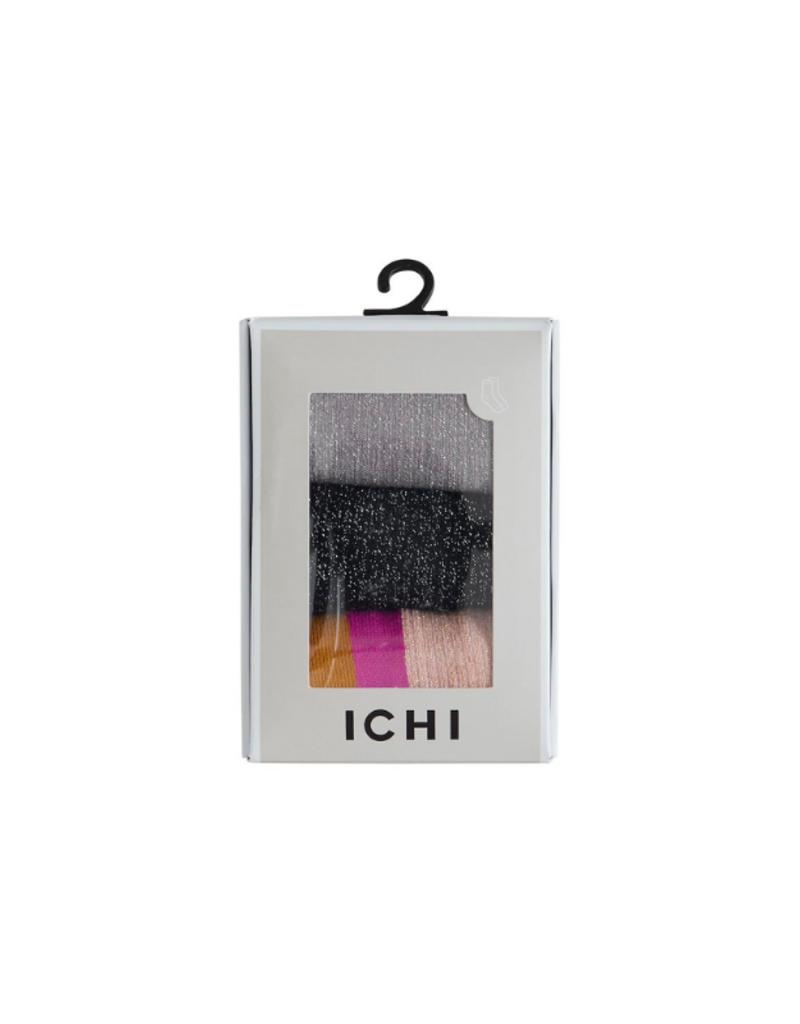 ICHI Jytta Sock Box 3 Pack by ICHI
