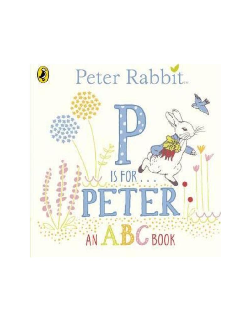Peter Rabbit: P is for Peter