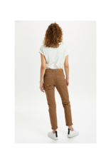 Cream Lotte Printed Twill Pant in Rawhide by Cream