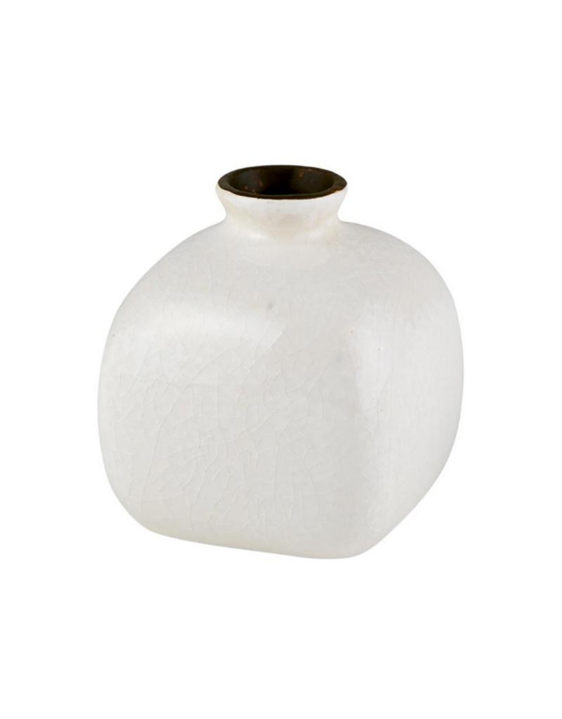 creative brands Mini Ceramic Bud Vase Short