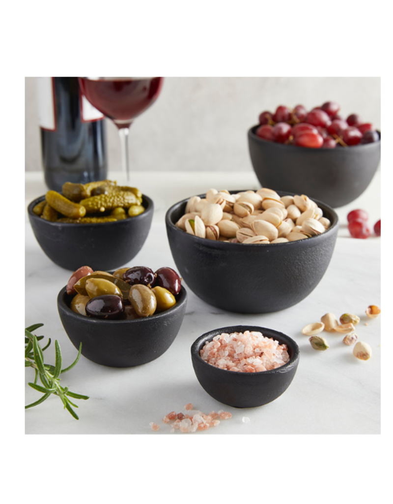 creative brands Cast Iron Bowl Small