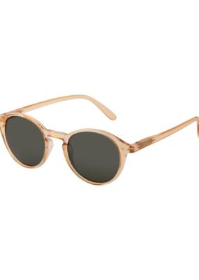 PILGRIM Roxanne Sunglasses in Nude Clear by Pilgrim