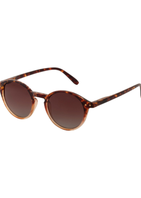 PILGRIM Roxanne Sunglasses in Tortoise by Pilgrim