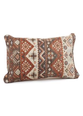 Chindi Print Pillow