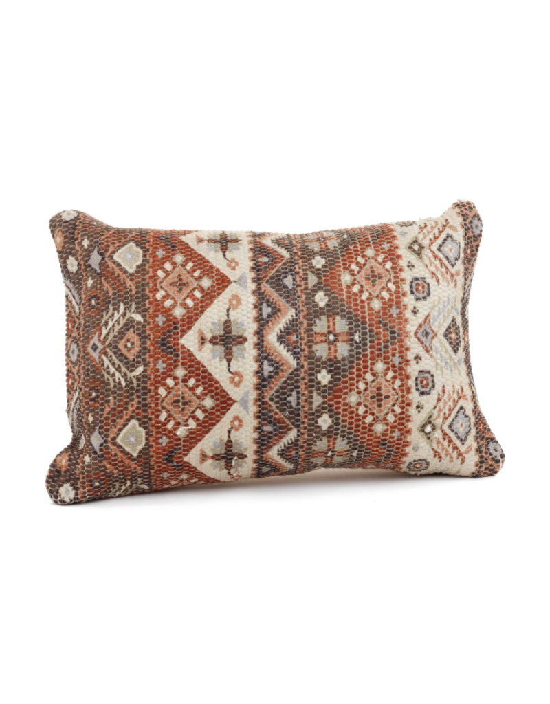 Chindi Print Pillow