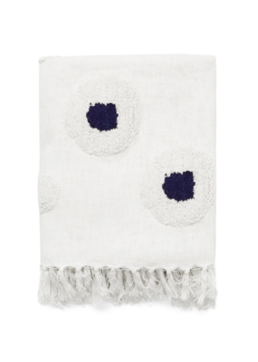 Chloe Woven Cotton Throw
