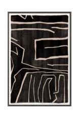 Woven Tribe Art Print I