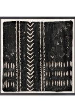 Woven Tribe Medly Art Print IV