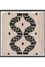 Woven Tribe Medly Art Print III