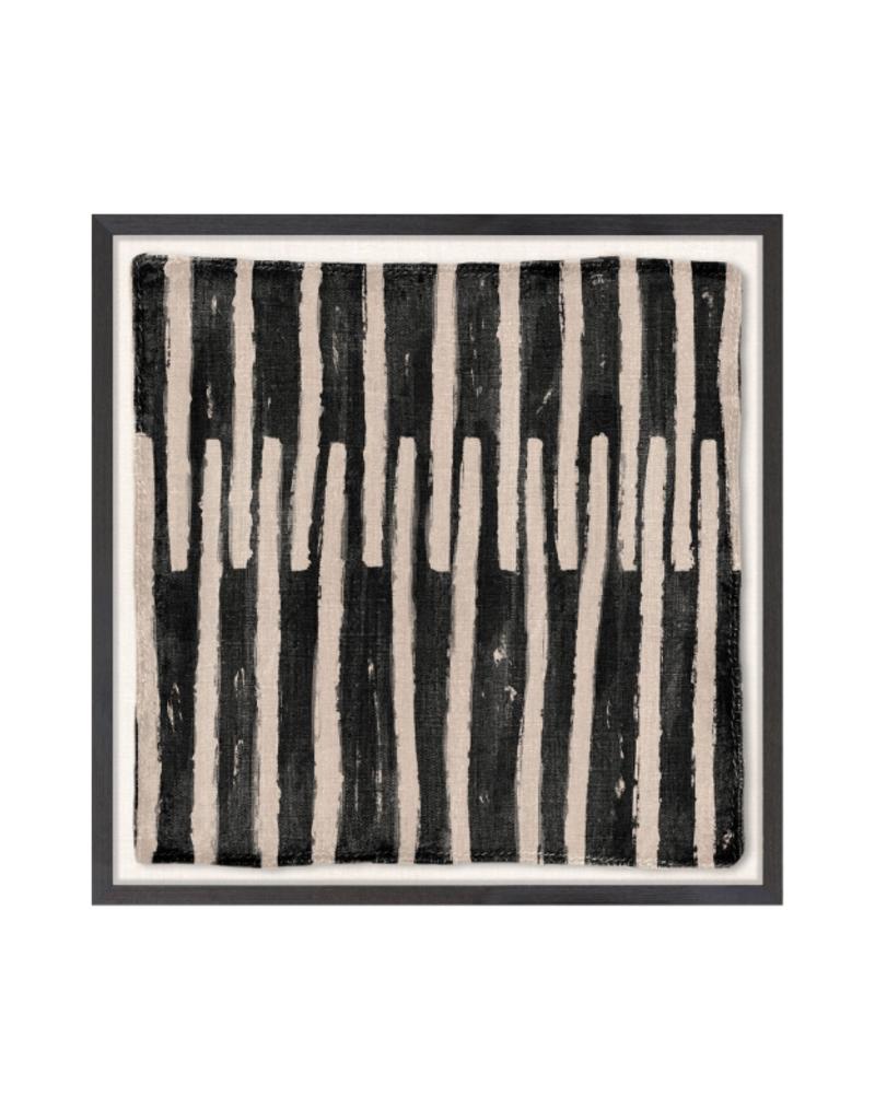 Woven Tribe Medly Art Print I
