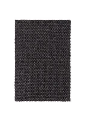 Dash & Albert Dash & Albert Indoor/Outdoor Black Mingled Rope