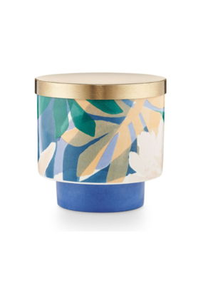 Illume Citrus Crush Ceramic Candle