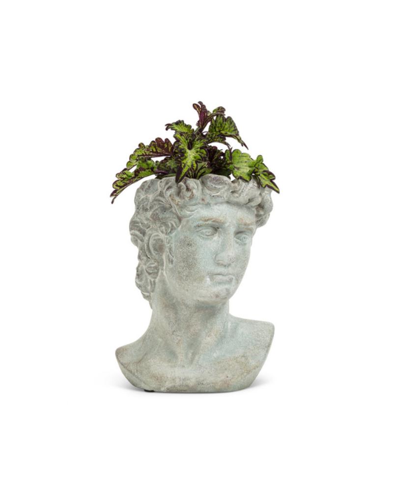 Male Head Planter Medium 27-DAVID-580-MD
