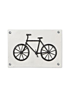 Rectangular Bicycle Plaque