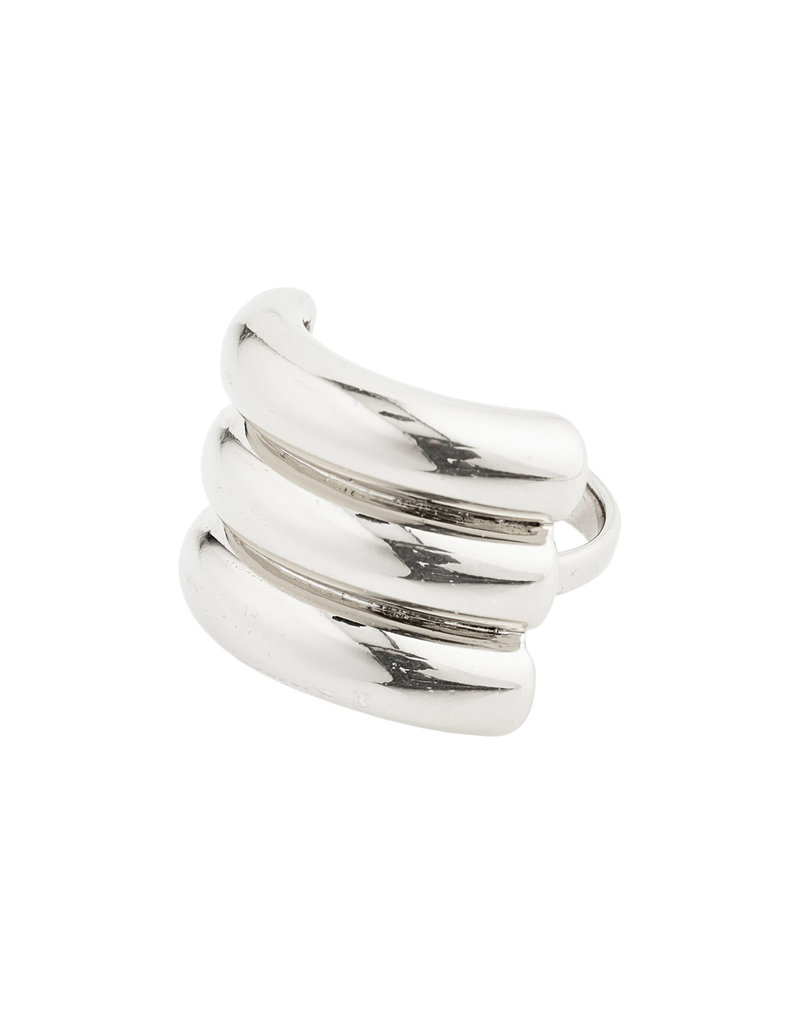 PILGRIM Heritage Ring Silver-Plated by Pilgrim