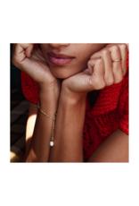 PILGRIM Cherished Bracelet Gold-Plated Multi by Pilgrim