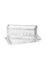 Quarter Pound Butter Dish with Cover