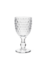 Honeycomb Goblet with Stem
