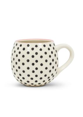 Polka Dot Ball Mug