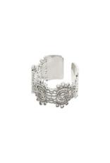 PILGRIM Bente Ring Silver-Plated by Pilgrim