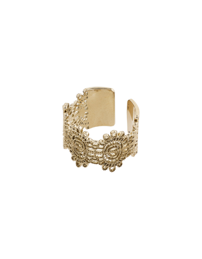 PILGRIM Bente Ring Gold-Plated by Pilgrim